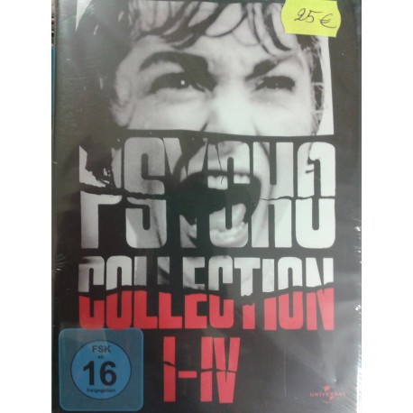 Psycho 1-4 Collection
