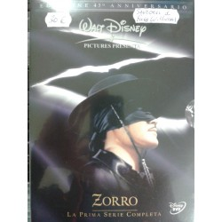 Zorro Seizoen 1 (Guy Williams)