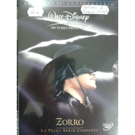 Zorro Seizoen 1 (Guy Williams)
