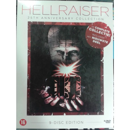 Hellraiser 25th Anniversary Collection
