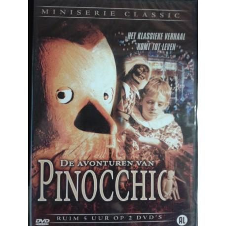 Avonturen van Pinnochio, De
