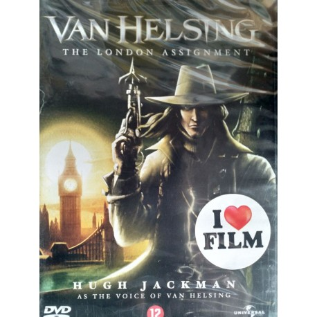 Van Helsing : the London Assignment